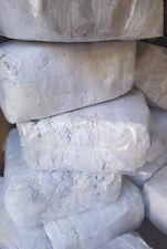 10 kg putzlappen weiss Baumwolle