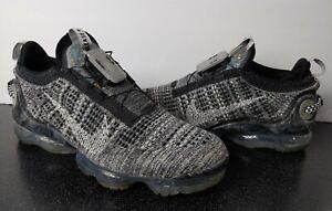 Men's Nike Air Vapormax 2020 Flyknit Ct1823-001 Oreo Black White Shoes Size 10