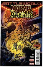 MARVEL ZOMBIES #2 STANDARD COVER
