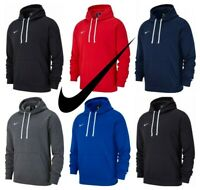 Nike Mens Hoodies Hoody Team Club 19 Hoodie Fleece Hooded Sweatshirt Pullover