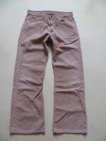 Levi's 200 Cord Jeans Hose W 33 /L 30, original 70' Cut Vintage Cordhose, KULT !