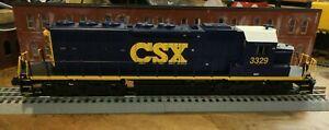 Lionel Legacy CSX SD40-2 DIESEL ENGINE 6-28273! # 315