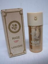 VINTAGE LANCOME MAGIE MAGIC MIST 1 OZ with BOX ~ FEELS FULL