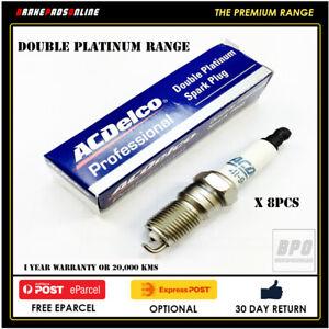 Spark Plug 8 Pack for Lexus LS400 UCF10 4.0L 8 CYL 1UZFE 4/90-6/05 41801