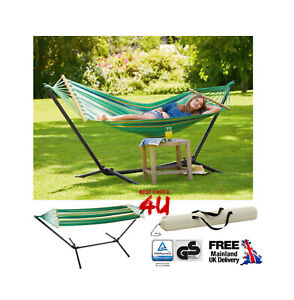 Florabest Hammock With Frame - Free Uk Mainland Delivery