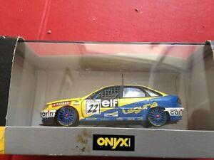 Onyx Touring Cars Collection 1/43  Jason Plato Williams Renault Laguna BTCC 97