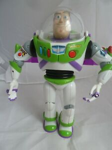 """Disney Pixar Toy Story 12"""" Buzz Lightyear Toy - lights and sounds"""