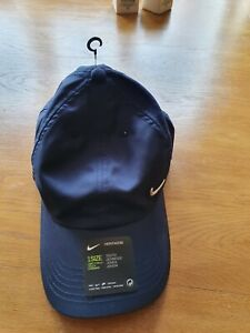 BRAND NEW BLUE  NIKE JUNIOR CAP