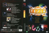TESLA - Time's Makin' Changes (2005)   DVD NEW