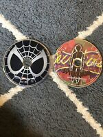 Spider-Man: Homecoming & SpiderMan: Into The Spiderverse (Blu-ray Discs ONLY)