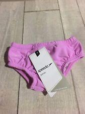 Baby Girls Speedo Swim Nappy  / Size 0 / Pink / wear in the water / Reusable