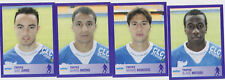 PANINI FOOTBALL 2006 TROYES LOT DE 4 IMAGES