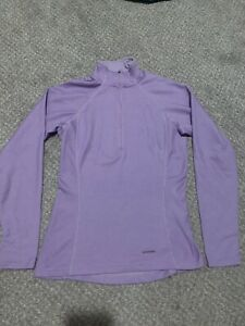 Patagonia Capilene Women's Sweater1/4 ZipUp PerformanceBase Layer PulloverSizeXS