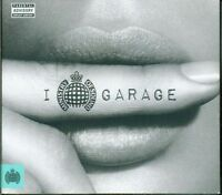 Ministry Of Sound I Love Garage Artfur Dodger/Azzido Da Bass/Sia Digi 3X Cd Mint