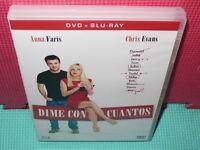 DIME CON CUANTOS - FARIS - EVANS  - BLU-RAY + DVD