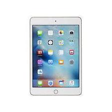 Apple iPad mini 4 128GB, Wi-Fi + Cellular (Unlocked), A1550 (GSM + CDMA),...