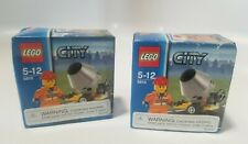 LEGO City Public Works 5610 NEW Lot Of Two Light Box Wear
