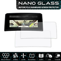 BMW C EVOLUTION / EVOLUTION PLUS (2014+) NANO GLASS Protector de pantalla x 2