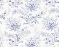 Summer Breeze Jacobean Lace Ivory,Sentimental Studios/Moda Fabric, Sld by 1/2 Yd