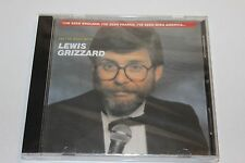 LEWIS GRIZZARD - On The Road With CD ** Brand New/Factory Sealed-Warehouse Find!
