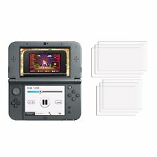 6 Clear Nintendo NEW 3DS XL 2016 Screen Protector Film Saver