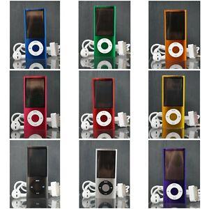 Apple iPod Nano 5th - 8GB 16GB - All Colours