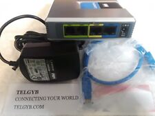 SELLER REFURBISHED LINKSYS  SPA2102 Phone Adapter with Router VOIP 2 Lines