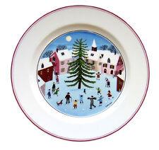 VILLEROY & et Boch Naif Christmas LAPLAU-nouvelle plaque / salade dessert 21cm