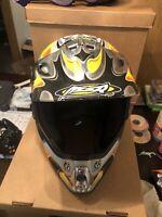 KBC Snell M95 Dot Motorcycle Helmet - XX- Large