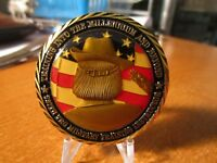 US Miitary 737th TRG Military Training Instructor Challenge Coin #3673