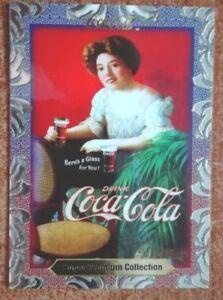 ORIGINAL CARD U.S.A*SUPER PREMIUM COCA COLA COLLECTION*N.57*-NEW,PERFECT-N.655
