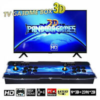 Pandora's Box 12 3188 in 1 Video Games 4 Player Retro Console HDMI 2D For PC TV