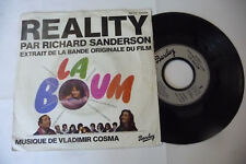 "VLADIMIR COSMA"" REALITY(LA BOUM)- DISCO 45 GIRI 7'-BARCLAY Fr 1980"" OST"