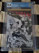 All-Star Batman & Robin 6 CGC 9.8 RRP RARE Batgirl Jim Lee Sketch Cover Variant