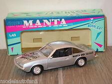 Opel Manta B Ey,Boah,Ey! van Praline 1:43 in Box *12306