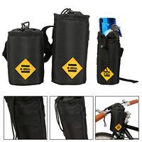 UN3F B SOUL Road Bike Front Handlebar Water Bottle Insulation Bag Bottle Pouch