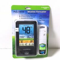 AcuRite Weather Forecaster with Color Display and Wireless Sensor.   W365
