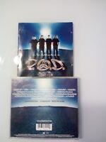 P.O.D. - SATELLITE (EUROPEAN EDITION) CD