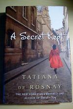 A Secret Kept by Tatiana De Rosnay (2010, Hardcover)