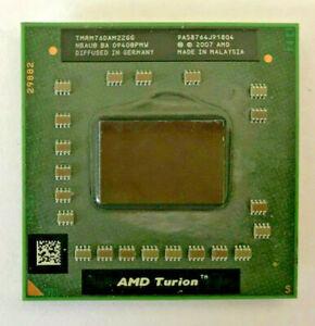 AMD Turion 64 X2 RM-76 TMRM76DAM22GG - 2,30GHz - Dual Core - Sockel S1(S1g2)#821