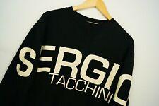 X546 SERGIO TACCHINI ORIGINAL SWEATER COTTON size L