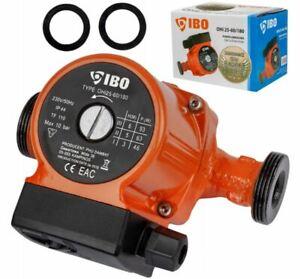 IBO OHI 25-60/180 Umwälzpumpe Heizungspumpe Warmwasser Heizung
