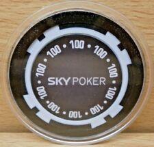 SKY POKER CASINO CHIP CARD GUARD/PROTECTOR