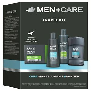 Dove Men+Care Gift Set Extra Fresh and Clean Comfort 1 box
