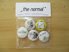 DEPECHE MODE MUTE Festival Roundhouse official promo badges pins 2011 RARE !