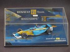 F1 1/43 RENAULT R23 ALONSO 2003 RENAULT BOX MINICHAMPS
