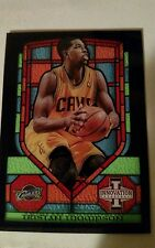 2013-14 panini innovation stained glass tristan thompson sp