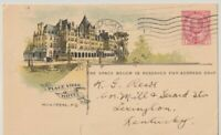 1904 Canada Place Viger Hotel Montreal Canadian Pacific Railway - ACE 757