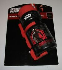 STAR WARS PLASTIC WATER BOTTLE BICYCLE ATTACHMENT BRAND NEW FREE P&P