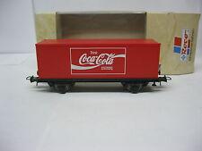 ROCO DB Containertragwagen Coca Cola Gleichstrom  OVP